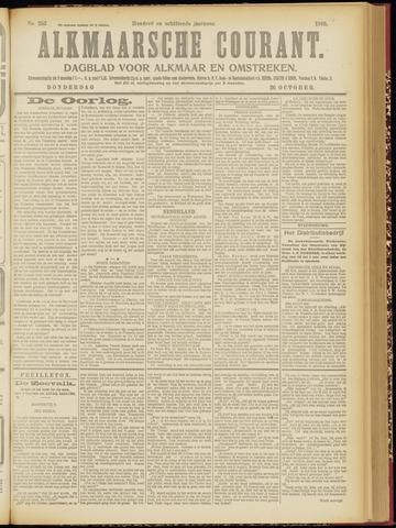 Alkmaarsche Courant 1916-10-26