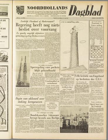 Noordhollands Dagblad : dagblad voor Alkmaar en omgeving 1958-12-05
