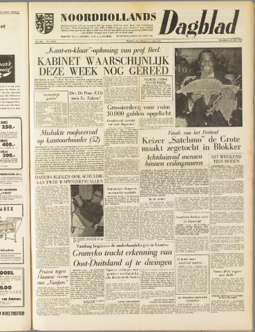 Noordhollands Dagblad : dagblad voor Alkmaar en omgeving 1959-05-11