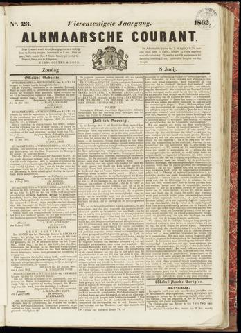 Alkmaarsche Courant 1862-06-08