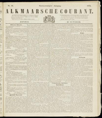 Alkmaarsche Courant 1872-10-20