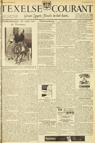 Texelsche Courant 1956-08-18
