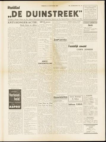 De Duinstreek 1962-10-19