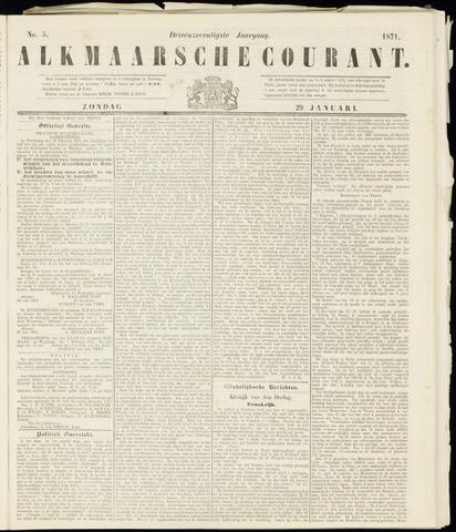 Alkmaarsche Courant 1871-01-29