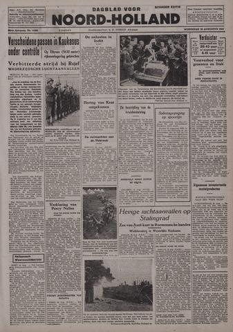 Dagblad Noord-Holland, Schager editie 1942-08-26