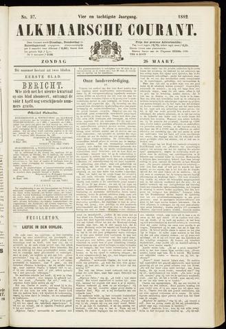 Alkmaarsche Courant 1882-03-26