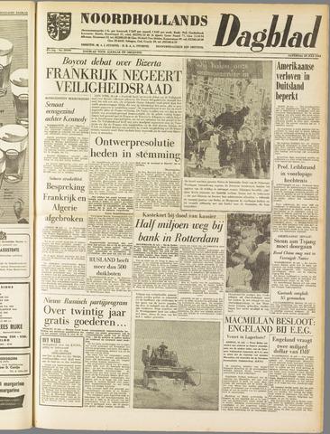 Noordhollands Dagblad : dagblad voor Alkmaar en omgeving 1961-07-29