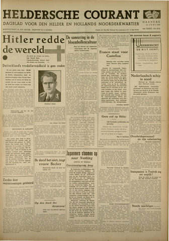 Heldersche Courant 1938-06-13