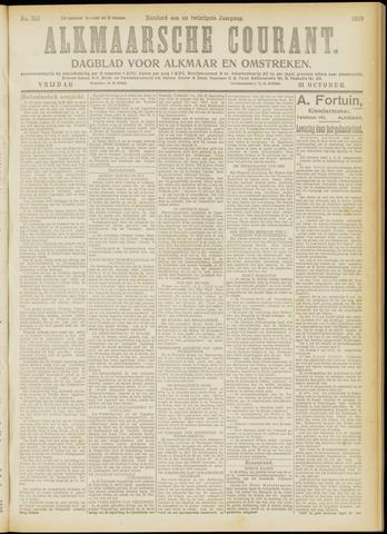 Alkmaarsche Courant 1919-10-31