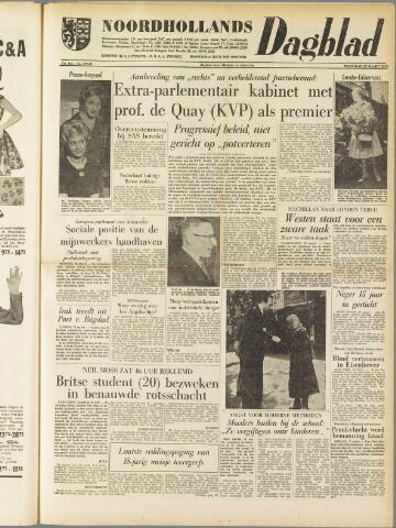 Noordhollands Dagblad : dagblad voor Alkmaar en omgeving 1959-03-25