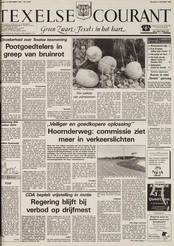 Texelsche Courant 1995-10-27