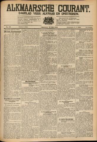 Alkmaarsche Courant 1930-05-16