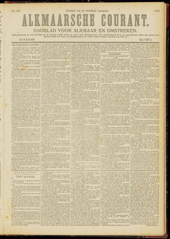 Alkmaarsche Courant 1919-06-24