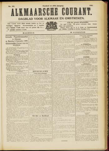 Alkmaarsche Courant 1909-08-30