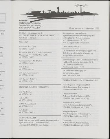 Levend Verleden 1993-12-01