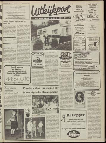 Uitkijkpost : nieuwsblad voor Heiloo e.o. 1984-08-22