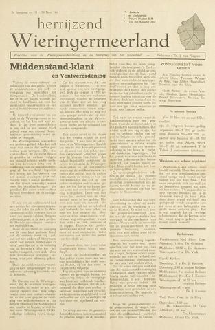 Herrijzend Wieringermeerland 1946-11-29
