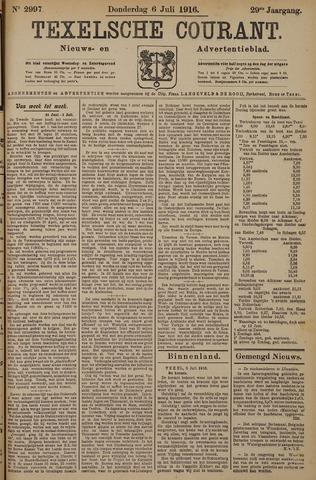 Texelsche Courant 1916-07-06