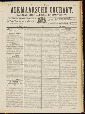 Alkmaarsche Courant 1910-05-04