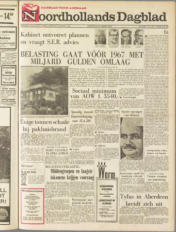 Noordhollands Dagblad : dagblad voor Alkmaar en omgeving 1964-06-02