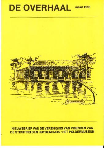 De Overhaal: historisch magazine Heerhugowaard 1995-03-01