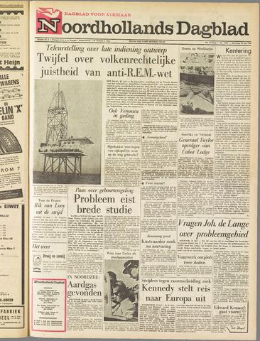 Noordhollands Dagblad : dagblad voor Alkmaar en omgeving 1964-06-24