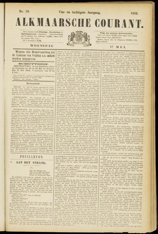 Alkmaarsche Courant 1882-05-17
