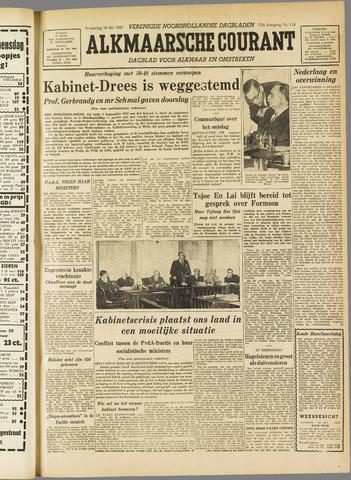 Alkmaarsche Courant 1955-05-18