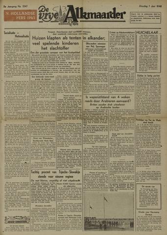 De Vrije Alkmaarder 1948-06-01