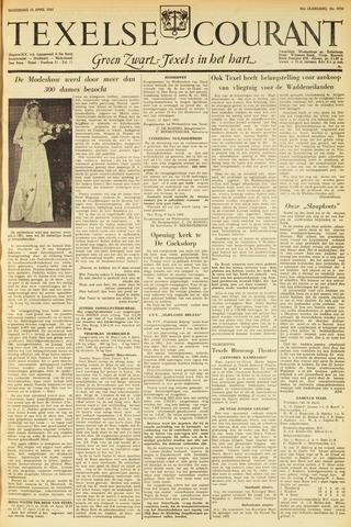 Texelsche Courant 1953-04-15
