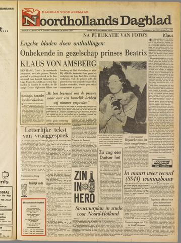 Noordhollands Dagblad : dagblad voor Alkmaar en omgeving 1965-05-07