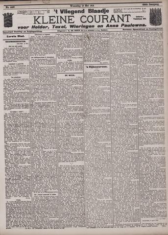 Vliegend blaadje : nieuws- en advertentiebode voor Den Helder 1912-05-15