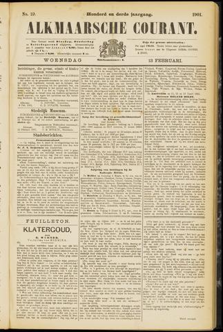 Alkmaarsche Courant 1901-02-13