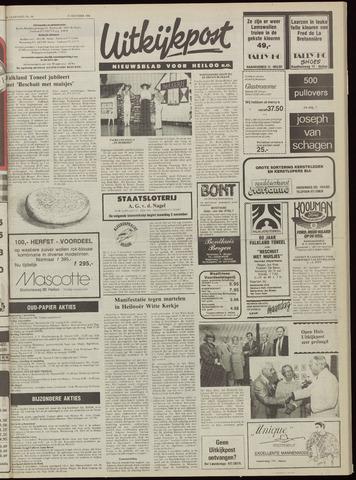 Uitkijkpost : nieuwsblad voor Heiloo e.o. 1984-10-31