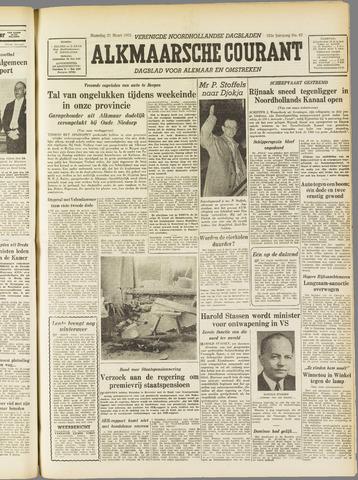 Alkmaarsche Courant 1955-03-21