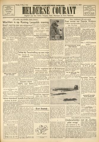 Heldersche Courant 1950-03-14