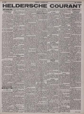 Heldersche Courant 1917-08-07