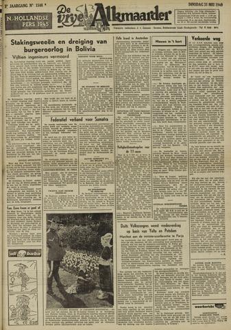 De Vrije Alkmaarder 1949-05-31
