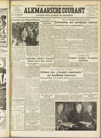 Alkmaarsche Courant 1955-07-08