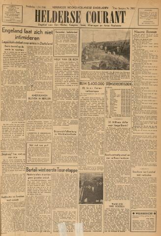Heldersche Courant 1948-07-01