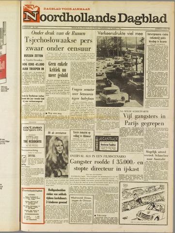 Noordhollands Dagblad : dagblad voor Alkmaar en omgeving 1969-04-05