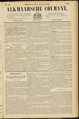 Alkmaarsche Courant 1898-03-18