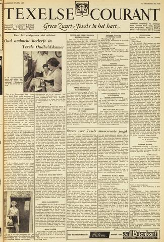 Texelsche Courant 1957-07-17