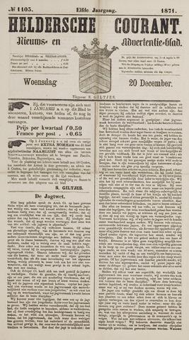 Heldersche Courant 1871-12-20