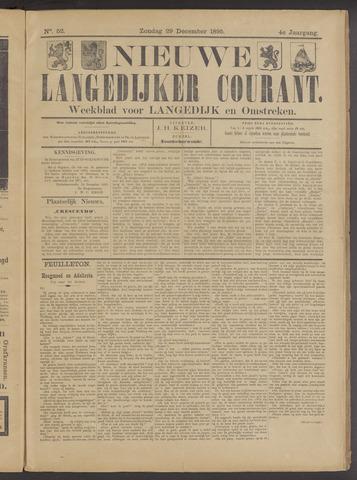 Nieuwe Langedijker Courant 1895-12-29