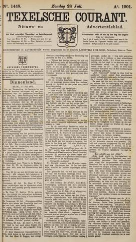 Texelsche Courant 1901-07-28