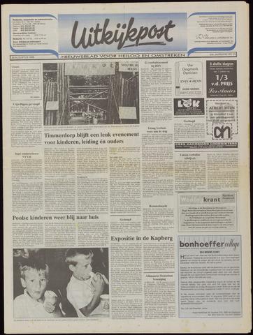 Uitkijkpost : nieuwsblad voor Heiloo e.o. 1998-08-26