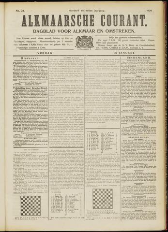 Alkmaarsche Courant 1909-01-29