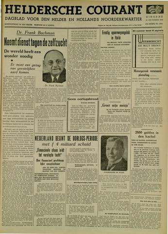 Heldersche Courant 1939-10-31