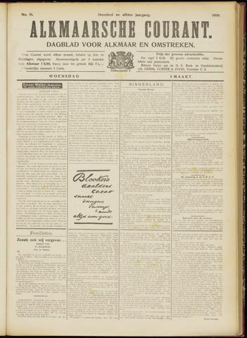 Alkmaarsche Courant 1909-03-03